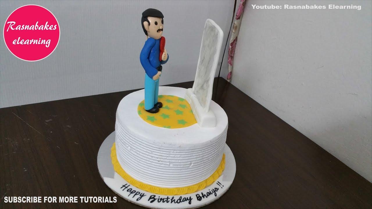 Funny Happy Birthday Cakes Design Ideas For Men Husband Boyfriend Father Papa Dad Brother Boy Bhaiya Youtube