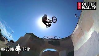 BMX Park | VANS Team Road Trip in Oregon