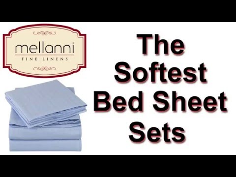 Mellanni Bedding Sets Queen | Queen Bedding Sets - Truly The Best Choice