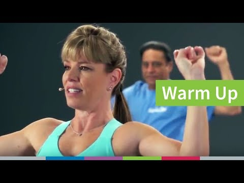 Exercise Warm Up for Older Adults