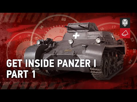 Inside The Chieftain's Hatch: Panzer I, Pt 1.