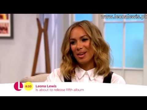 Leona Lewis Lorraine Interview 2015