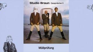 Studio Braun - Müllprüfung
