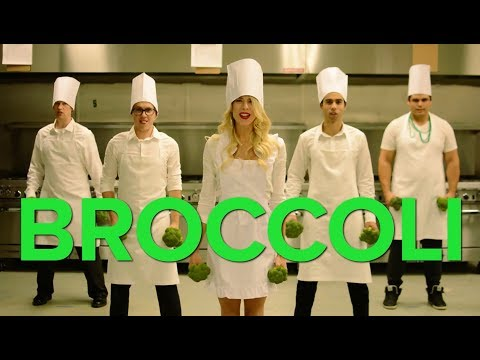 Rocket Surgeons - The Broccoli Song