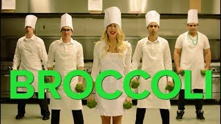 Rocket Surgeons - The Broccoli Song (Official Music Video)