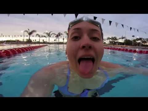 University Of South Dakota Swim & Dive Training Trip 2017