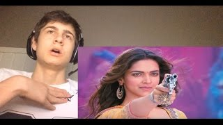 Ram leela Theatrical Trailer with English Subtitles Reaction