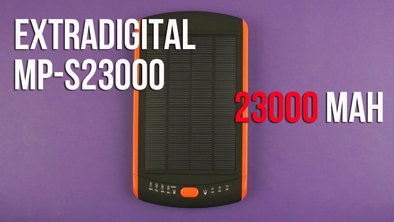 d d n d d dod d dod extradigital mp s23000 23000 mah youtube