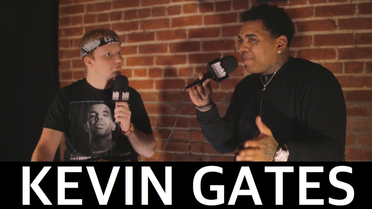 Kevin Gates Interview: Hear His Story - YouTube