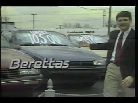 Don Moore Chevrolet >> 1988 - Don Moore Chevrolet Commercial - Evansville, IN