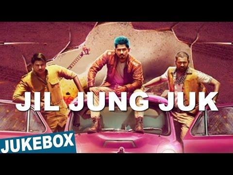 Jil Jung Juk Official Full Songs   Siddharth   Deeraj Vaidy   Vishal Chandrashekhar   Audio Juke Box