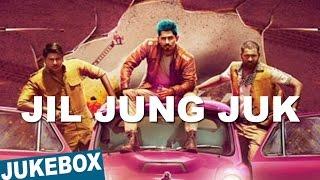 Jil Jung Juk Official Full Songs | Siddharth | Deeraj Vaidy | Vishal Chandrashekhar | Audio Juke Box