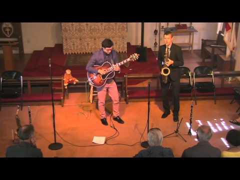 """Peter & Will Anderson Trio - """"Desafinado"""""""
