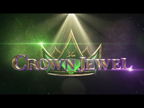 WWE Crown Jewel - Streaming Live Friday On WWE Network