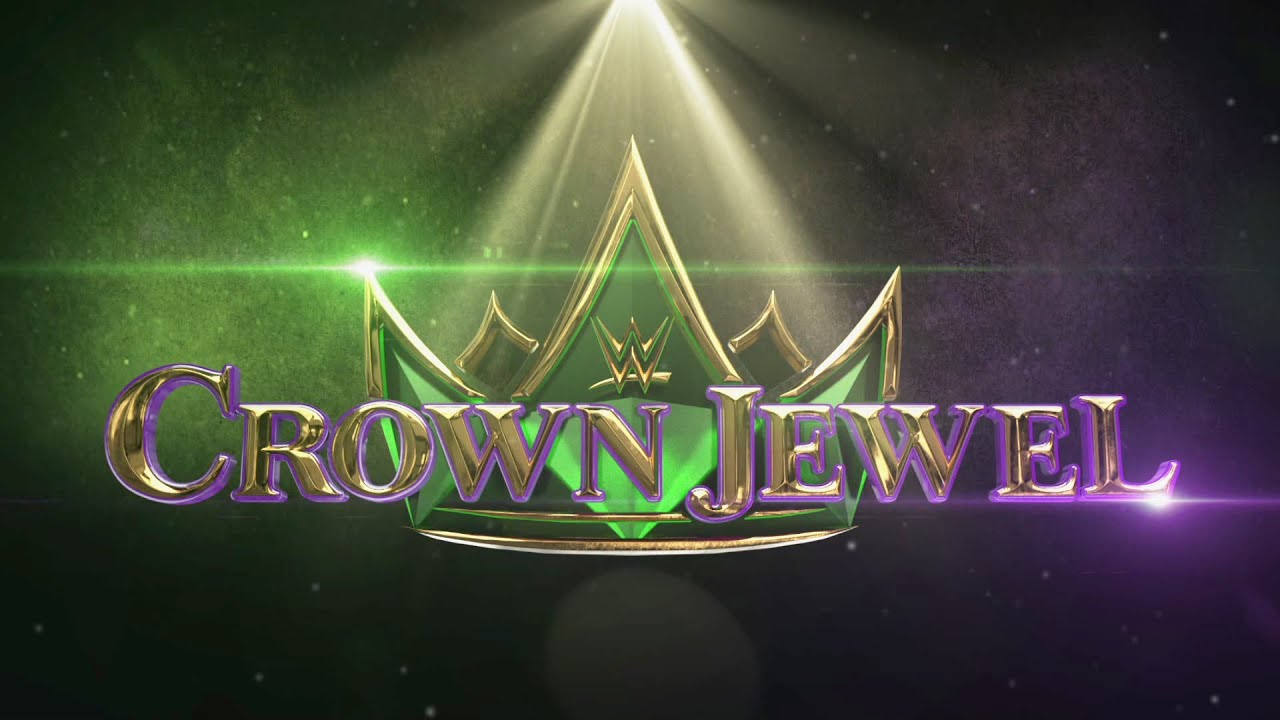crown jewel wwe