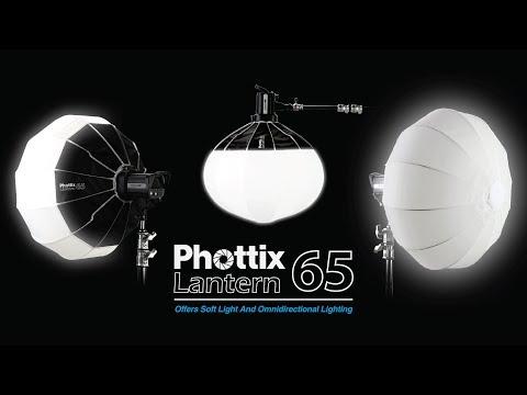 "Phottix Lantern 65 Softbox (65cm/25.6"")"