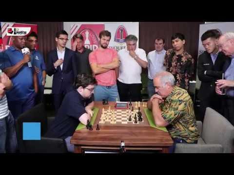When Kasparov and