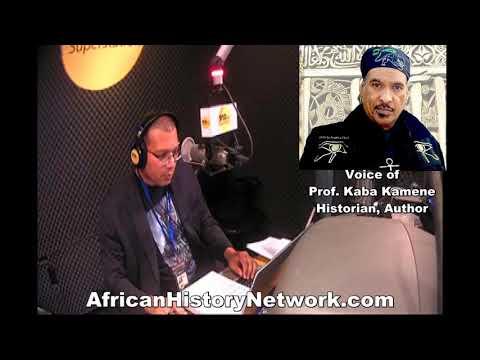 Part 2: Prof. Kaba Kamene - Kanye West, Mental Slavery, Stockholm Syndrome - Michael Imhotep 5-7-18