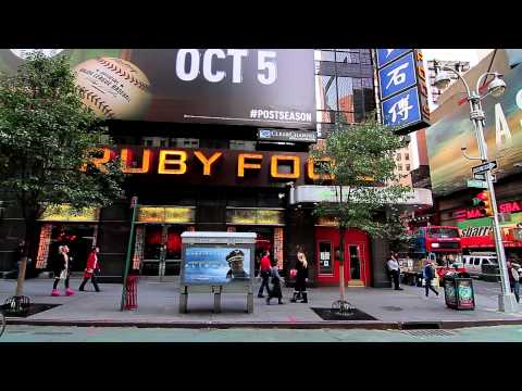 ^MuniNYC - West 50th Street & Broadway (Times Square, Manhattan 10019)