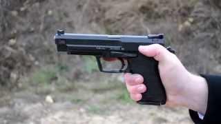 shooting hk usp expert 9mm one of h s best