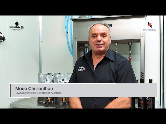 Mario Chrisanthou, Pinnacle Beverages | Commercial Kitchen Design | Food Strategy