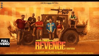 Action Song | Revenge | Hardeep Feat. Desi Crew Official Music Video