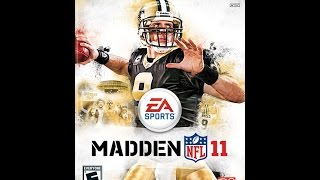 Madden NFL 11 - Xbox 360 2010 (Super Bowl XLV Rematch Pittsburgh Steelers vs Green Bay Packers)