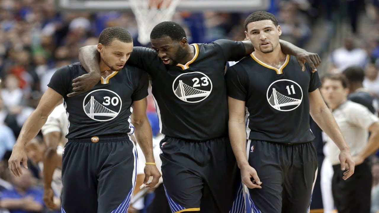 The Warriors Are The Most Dangerous Team In The NBA