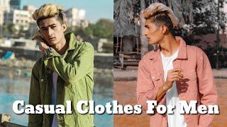 Casual Clothes For Men   Mustafa Patel