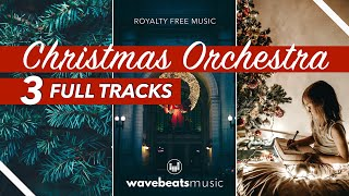 Christmas Orchestra 2020 | Background Music for Video [Royalty-Free]