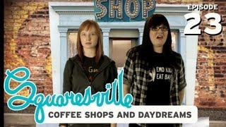 Squaresville - Ep. 23 Coffee Shops & Daydreams (w/ Mary Kate Wile & Kylie Sparks)