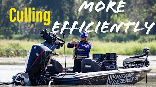The BEST way t๐ CULL BASS in a tournament!?