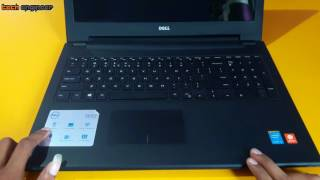 Dell inspiron 15 6 inch 3542 core i3 laptop overview-Hindi