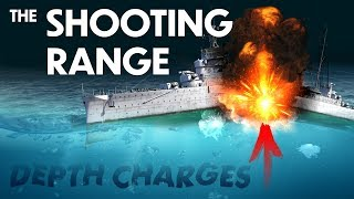 THE SHOOTING RANGE #134: Depth charges / War Thunder