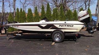 Nitro Boat Tour