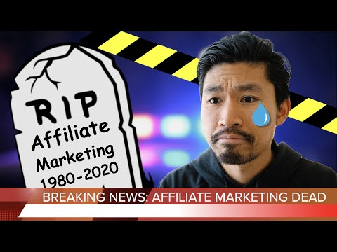 is Affiliate Marketing still worth it in 2020? Honest opinion…