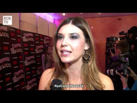 Barbara Nedeljakova   Strippers vs Werewolves World Premiere