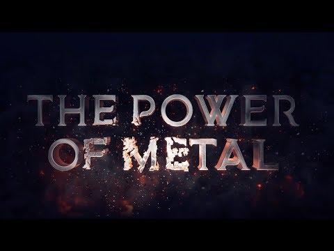 The Power Of Metal (Lyric Video)
