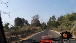Driving through Budha Budhi Ghati