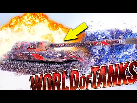 World of Tanks Приколы #123 (Арта Бог Войны)