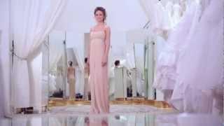Свадебная прическа для круглого типа лица SVADBA-BS.ru