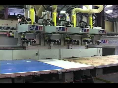Plastic Fabrication Videos: CNC Routing of Plastic Sheets - YouTube