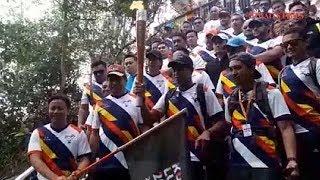Kuala Lumpur 2017 Torch Run enters Sabah