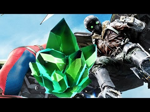 NEW Spider-Man: Homecoming VULTURE & Crystals | Marvel: Spidey (Contest of Champions)