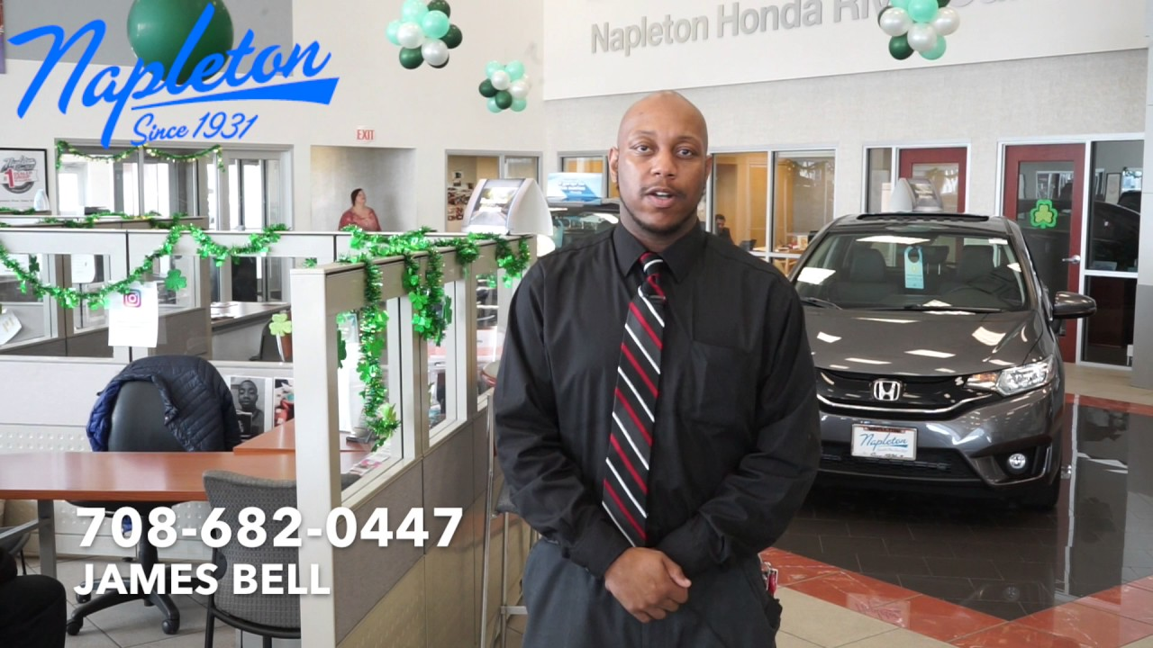 James at Napleton River Oaks Honda - YouTube