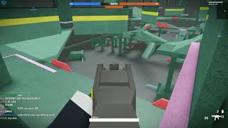 Roblox Bad Buisness With BiGdAdDyT's Dungeon Quest Noob Army Member