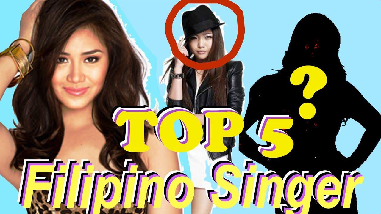 Top 5 Best Filipino Female Singers