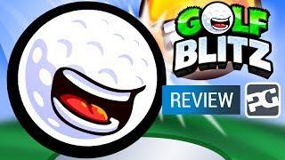 GOLF BLITZ | Pocket Gamer Review