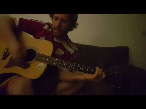 I Am Kloot - Storm Warning acoustic cover