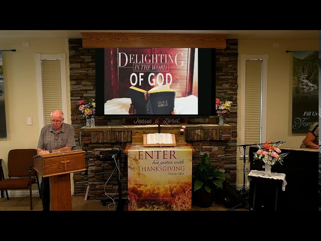 Sunday Service - Aug 09, 2020 - Psalm 119 Three D's of Lifestyle Obedience